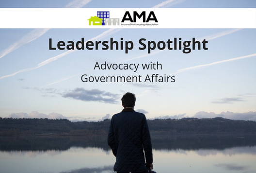 Leadership Spotlight government affairs