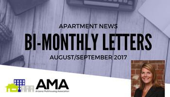 AMA President's Letter - AUGUST